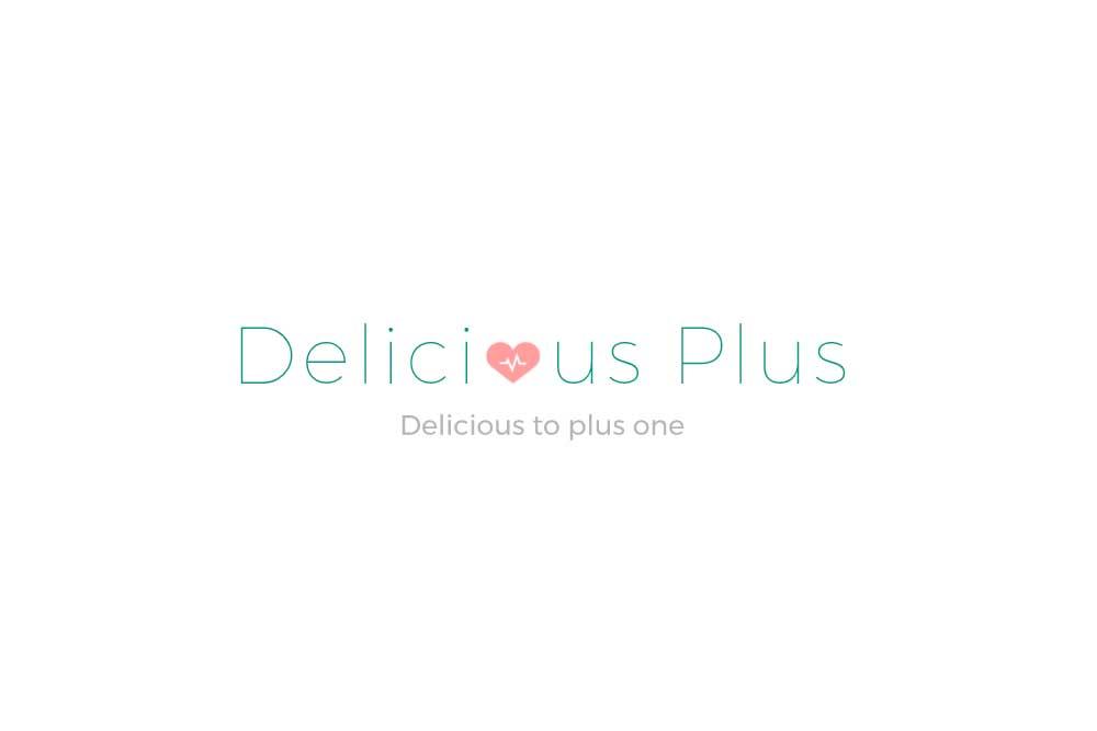DeliciousPlus/デリシャスプラス ロゴ