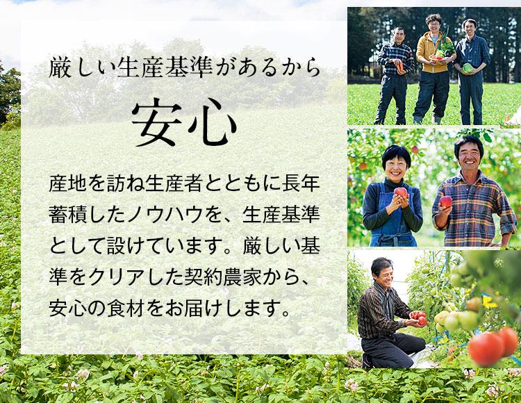 大地を守る会 サイト画像