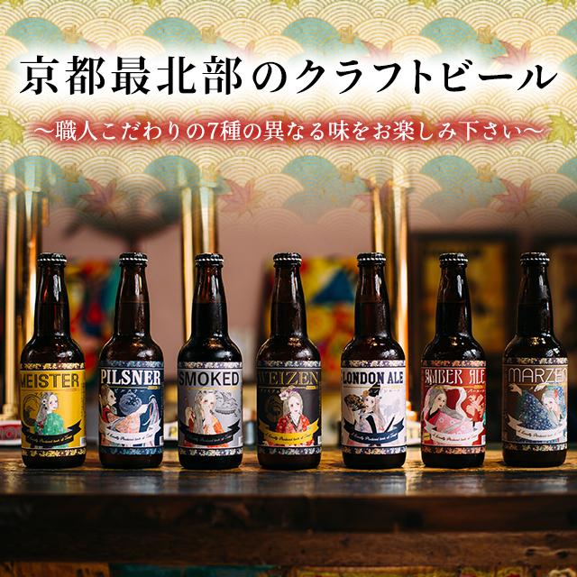 丹後王国 こだわり市場 ホームページよりクラフトビールの画像