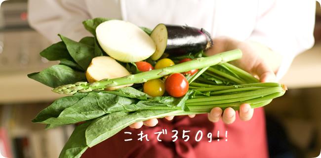 やさいのススメ ホームページより野菜の画像