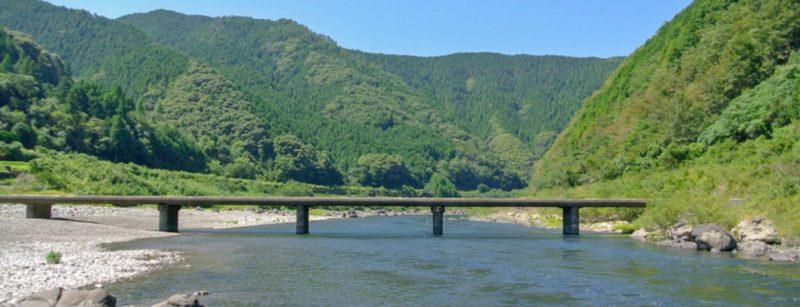 四万十とおわ村ホームページより 四万十川の画像