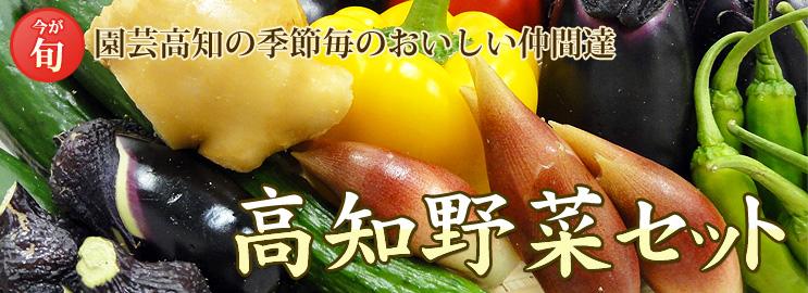 龍馬マルシェ 野菜セットの画像