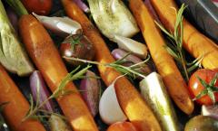 葉な果菜ホームページより 調理されたカラフルなたくさんの野菜