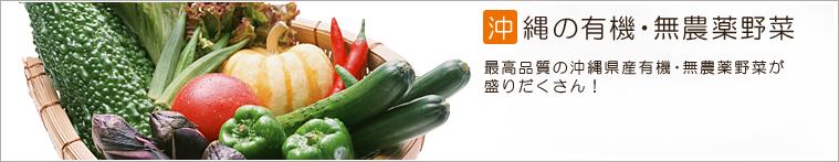 沖縄県産の野菜セットの画像 ゴーヤや島唐辛子などが並ぶ