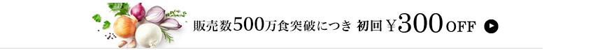 ナッシュ300円offクーポン