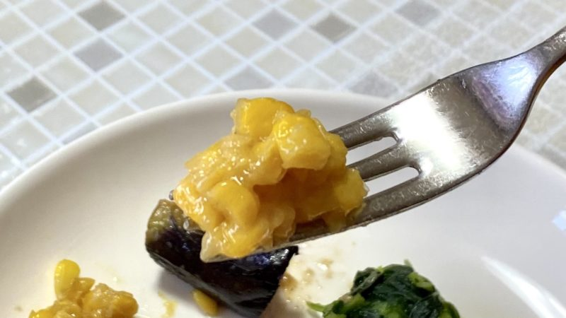 ハレトケ・たらと小松菜の柚子おろしあん