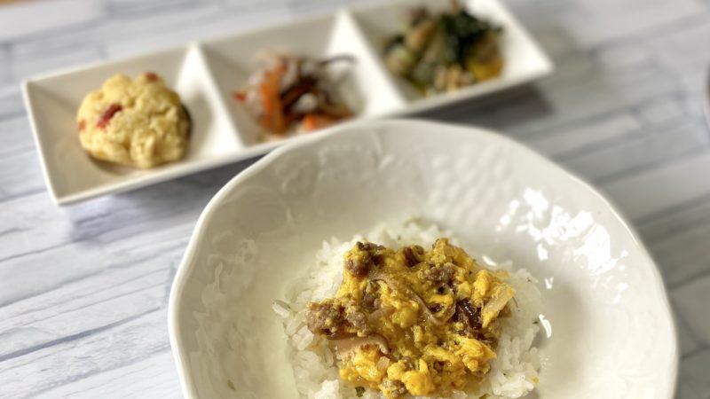 牛肉入り韓国風スープごはんセット