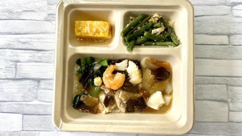 国産柚子が香る 魚介の八宝菜